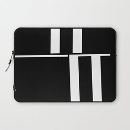 Anxiety Rectangles 1 #minimalism #abstract #geometry #society6 Laptop Sleeve