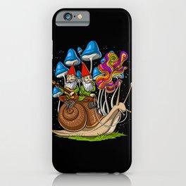 Mushroom Gnomes iPhone Case