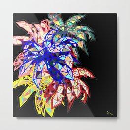 Palmworks Metal Print