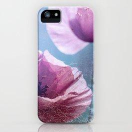 Poppy Spinning iPhone Case