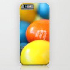Colourful M&M's Slim Case iPhone 6s