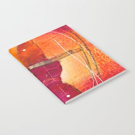 Evening Glow Notebook