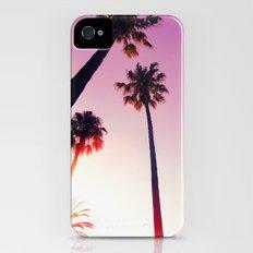 Palm tree Slim Case iPhone (4, 4s)
