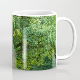 Old green oak Coffee Mug