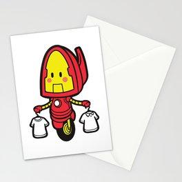 iron master Stationery Cards