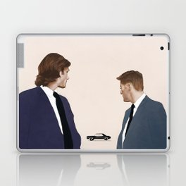 sam and dean laptop skins | Society6