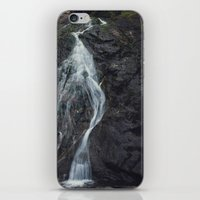 marc jacobs iPhone & iPod Skins featuring Jacobs Falls by Julie