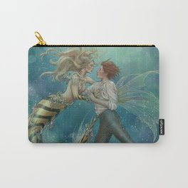 ChloNath - By The Sea Carry-All Pouch