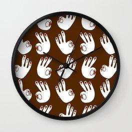 R U OK? Wall Clock