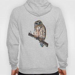 Mrs Ruru, New Zealand Morepork Owl Hoody