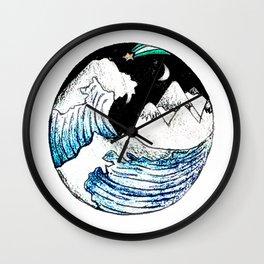 upshore Wall Clock