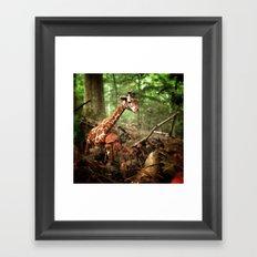 Appalachian Wonderland No. 1 Framed Art Print