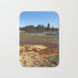 Firehole River Colors Bath Mat