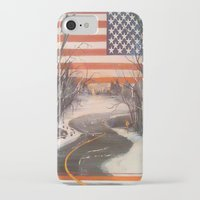 flag iPhone & iPod Cases featuring Flag by Boyce Cummings
