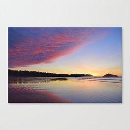 Tofino Sunrise Canvas Print