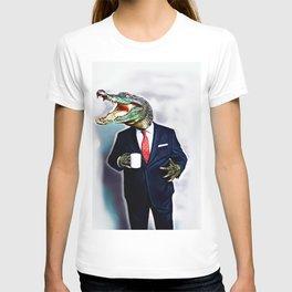 Business Croc T-shirt