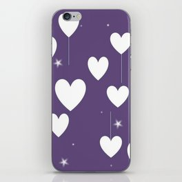 Pure Love iPhone Skin