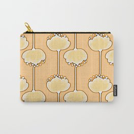 Up and downwards floral chains Carry-All Pouch