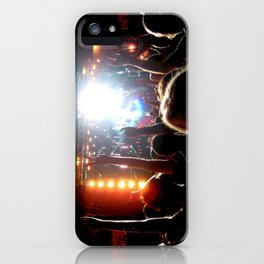 Rockin' In The Free World iPhone Case