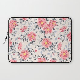 cistus flowers Laptop Sleeve