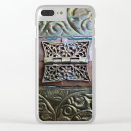 Morgause Clear iPhone Case