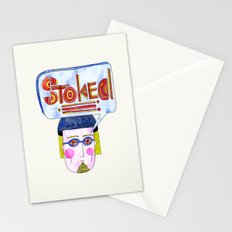 STOKED!!! Stationery Cards