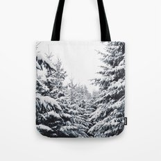 SNOWFOREST Tote Bag