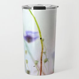 Poppys and Cornflowers Travel Mug