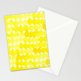 yellow//dots Stationery Cards