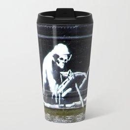 Banksy, On the Thekla Travel Mug