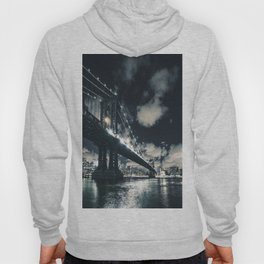manhattan bridge in nyc Hoody