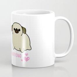 The Death Breath Duo Coffee Mug