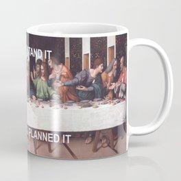 The Last Sabotage Coffee Mug