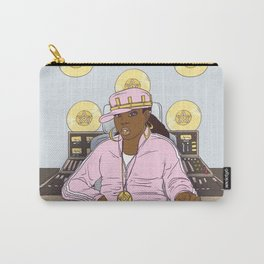 Queen of Pentacles - Missy Elliott Carry-All Pouch