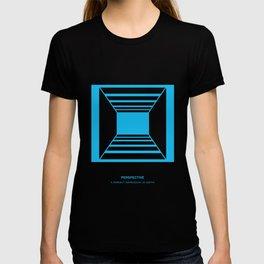 Design Principle NINE - Perspective T-shirt