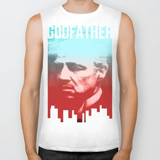GODFATHER - Do I have your Loyalty? Biker Tank