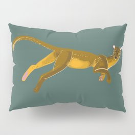 Fossa with color lines Pillow Sham