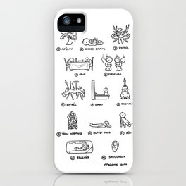 Hannibal - Season 1: Bloodless Edition! iPhone Case