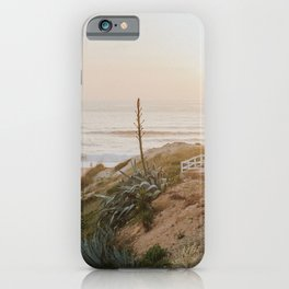 Early Summer Evenings iPhone Case