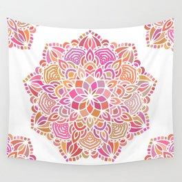 Mandala 09 Wall Tapestry