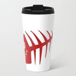 Pirate Bad Fish red- pezcado Travel Mug