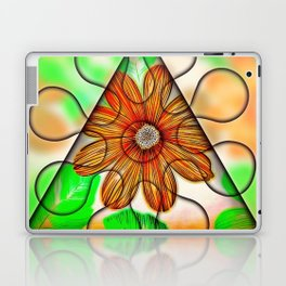 Trapped Daisy Laptop & iPad Skin