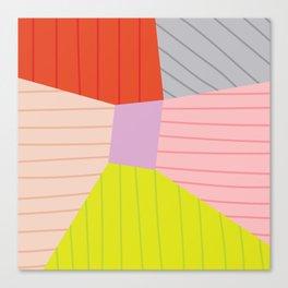 Blok Canvas Print