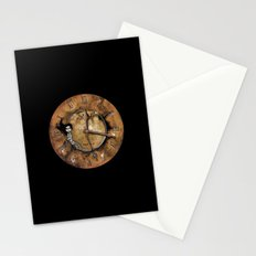 Counting Out Time Stationery Cards