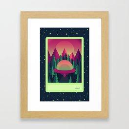 Proof #419 Framed Art Print