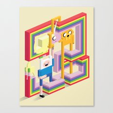 Mathematical! Canvas Print