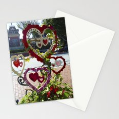 Lovers' Circle Stationery Cards