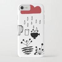 calendar iPhone & iPod Cases featuring CALENDAR 2014 by Maruša Novak