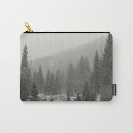 Mountain Snow Carry-All Pouch