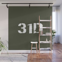 31D CID Special Agent Wall Mural